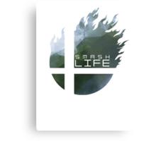 Smash Life Metal Print