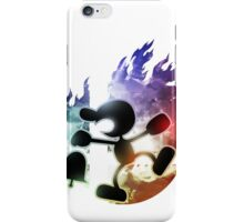 Smash Game & Watch (COLOUR) iPhone Case/Skin