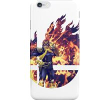 Smash Captain Falcon (Brawl) iPhone Case/Skin