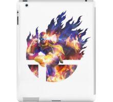 Smash Captain Falcon iPad Case/Skin