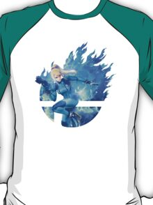Smash Zero Suit Samus T-Shirt