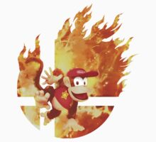 Smash Diddy Kong by Jp-3