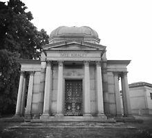 Greenwood Cemetery Mausoleum by Lagoldberg28
