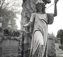 Greenwood Cemetery Grave, Brooklyn by Lagoldberg28