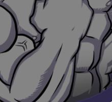 The Original King of Smash (Grey Edition) Sticker