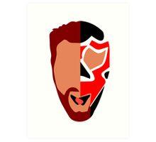 El Generico/Sami Zayn Art Print