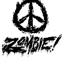 Zombie! by willowmcgrail