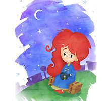 Doctor Who babies - inspired by Amy Pond by GinormousRobot