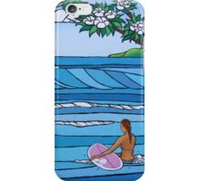 Perfect Paddle Out iPhone Case/Skin
