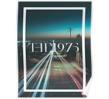 The 1975 - City Poster