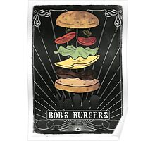 Welcome to Bob's Burgers Poster