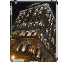 City Night Walks – Elegant Arched Lintels iPad Case/Skin