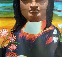 Buddha Lisa by George Hunter