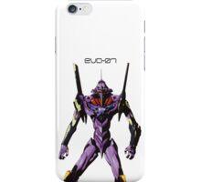 Neon Genesis Evangelion - EVA 01 iPhone Case/Skin