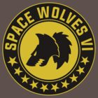 Space Wolves - Warhammer by Groatsworth