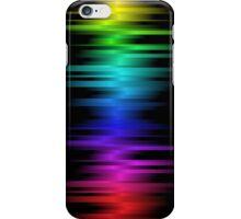 Beats Drop; Abstract Digital Vector Art iPhone Case/Skin