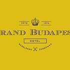 Grand Budapest Hotel by asirensong