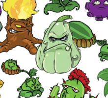 Plant Army Sticker