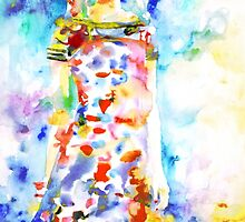WATERCOLOR WOMAN.18 by lautir