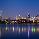 Melbourne Reflections by wolfcat