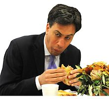 Ed Miliband by Frogpen