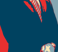 The West Wing: Bartlet for President T-Shirt Sticker