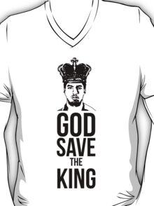 Luis Suarez - God Save The King T-Shirt