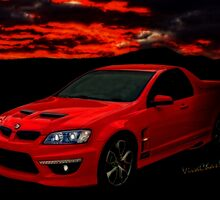 Holden Maloo The New El Camino by ChasSinklier