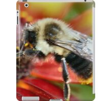 Mmmmm! Pollen is good today! iPad Case/Skin