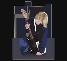 Kurt Cobain by Grunger71