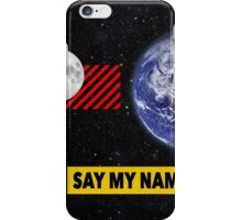 UNIVERSAL LANGUAGE iPhone Case/Skin