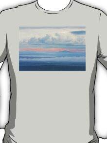 Blue Hill from Cadillac Mountain Acadia National Park T-Shirt