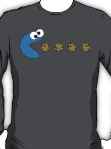 Cookie Monster Pacman T-Shirt