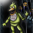 Five Night's at Freddy's - Chica by Bammelsan