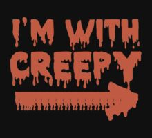 I'm With Creepy by HolidaySwagg