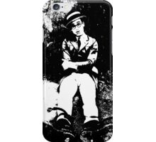 Harold Lloyd Is Bummed iPhone Case/Skin