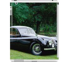 1953 Jaguar XK120 Coupe iPad Case/Skin