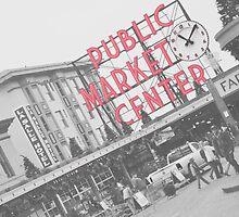 Pike Place Market by Kaylee Brickey