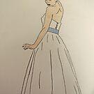Wedding Dress No 1 by CreativeEm