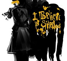 I believe in Sherlock  by Irene Morikawa