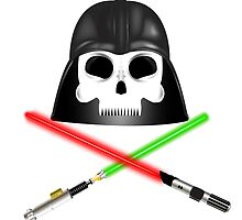 Jolly Vader Roger by LonewolfDesigns