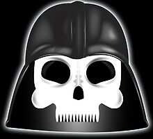 Vader Skull by LonewolfDesigns