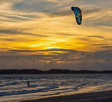 The Kite Surfer by Nick Jenkins