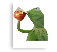 But that's none of my business Metal Print
