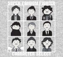 Super Fandom Fighter!  Kids Clothes