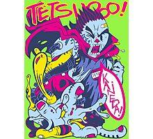 TETSUOOO! Photographic Print