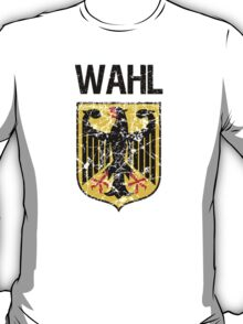 Wahl Surname German T-Shirt