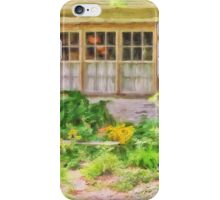 The Garden At Juniata Crossings iPhone Case/Skin