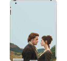 Outlander - Jamie x Claire iPad Case/Skin
