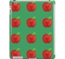 Crisp Red Apples iPad Case/Skin